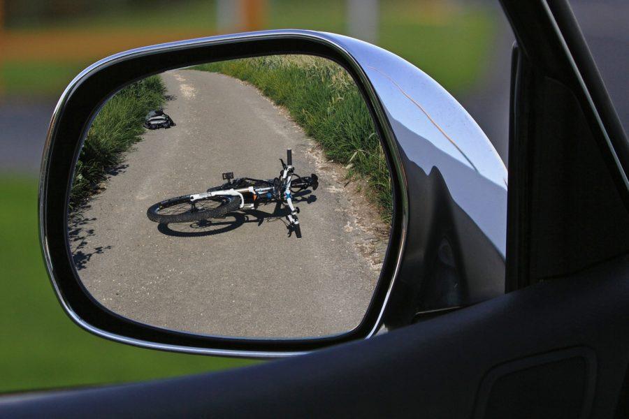 Wypadek na drodze